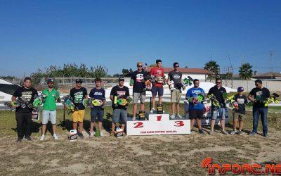 Juan Carlos Canas, Campeón de Andalucía 1/8 TT Gas 2017. Entrevista.