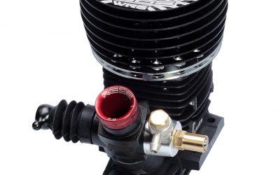 WR5 Black Diamond, el nuevo motor de REDS Racing