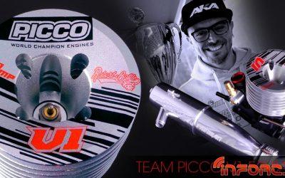 Picco V1 edición limitada Robert Batlle European Champion. Comentarios del piloto.