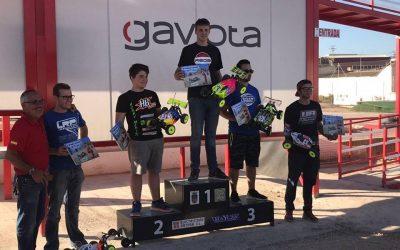 Joan Espasa gana la primera prueba del Campeonato del Levante 1/8 TT-E