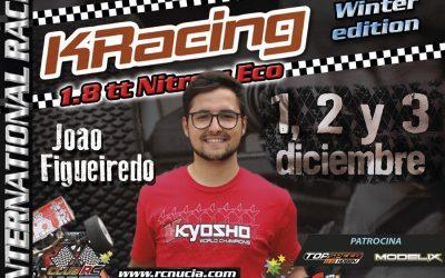 Joao Figueiredo confirmado para la Winter Edition en La Nucia