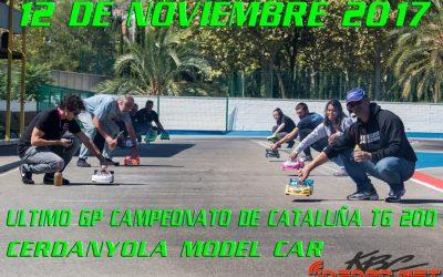 15 de Noviembre - Ultima prueba del Campeonato de Cataluña Touring Gas