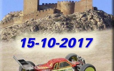 14 y 15 de Octubre - Primera prueba del Camp. del Levante 1/8 TT Eléctrico