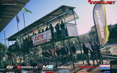 ¡Comienza la última prueba del Nacional A 1/8 TT Gas 2017 en Elda! Siguelo en infoRC.net