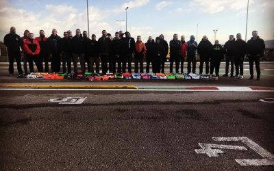 Crónica - Octava y última prueba del campeonato de Catalunya de 1/8 GT. Por Sergio Alonso.