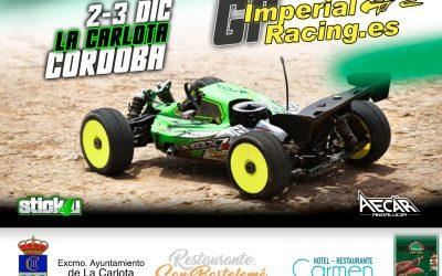 2 y 3 de Diciembre - Cierre del Campeonato de Andalucía 1/8 TT Gas en La Carlota