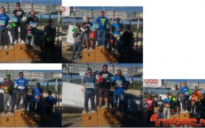 Resultados - Segunda prueba provincial Castellón 1/8 TT nitro y eléctrico
