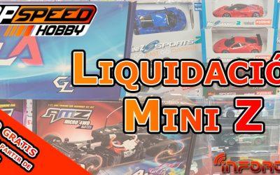 Top Speed Hobby - Liquidación en Mini Z y repuestos. Portes gratis a partir de 70€