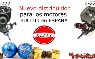 RC-Shop99, nuevo distribuidor de motores Bullit para España