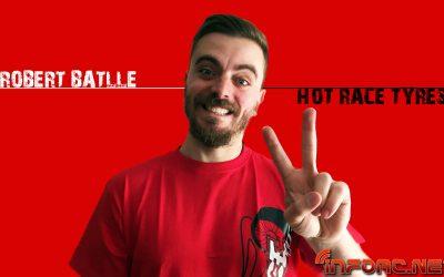 Robert Batlle ficha por la marca de ruedas Hot Race y nos comenta sus impresiones