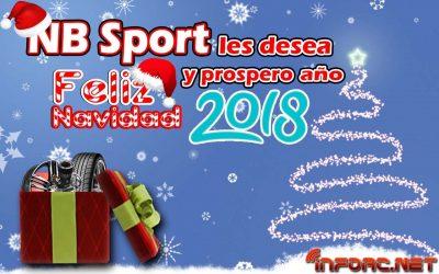 NB Sport os desea felices fiestas