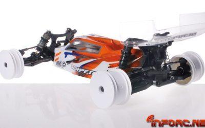 Nuevo Serpent SRX2 Mid Hybrid-High Traction, ya disponible en Bumpers. Galería de fotos.