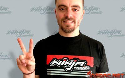 Robert Batlle ficha por Ninja, los motores base OS de Mugen Seiki