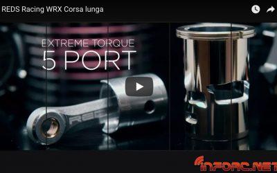 Video presentación del REDS WRX Corsa Lunga