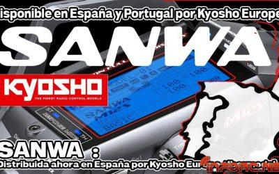 Ibermodel, nuevo distribuidor de Sanwa para España