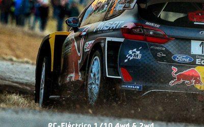 4 de Febrero - Campeonato de Granada de Rally-RC