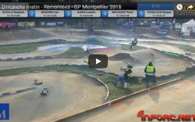 Video en directo - GP de Montpellier 2018. Finales y horarios.