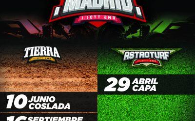 Calendario regional 1/10 TT en Madrid