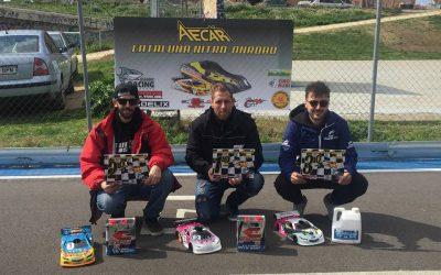 Johnny Pastor campeón de la Primera Prueba Campeonato Cataluña 1/10 touring gas 2018