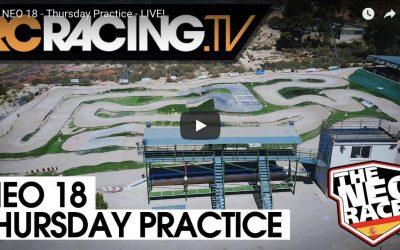 Neo Race 2018 - Video en directo de RC Racing TV, tiempos y resultados