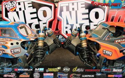 Neo 18 - Davide Ongaro se alza poleman absoluto nitro y eléctrico.