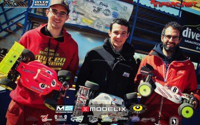 Juan Carlos Canas, poleman en Mallorca. Figuls y Martin Roca completan el Top 3.