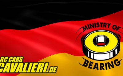 Ministry of Bearing llega a Alemania, distribuido por RC Cars Cavalieri