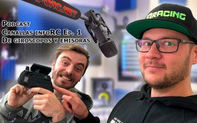 Podcast - Ep1 Giroscopos y emisoras. Miguel Zambrana y Carlos Gomez con Batlle y JQ