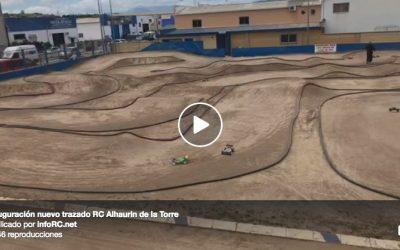 Video - Inauguración del nuevo trazado de Alhaurín de la Torre. Entrevistas y unas vueltas con los locales