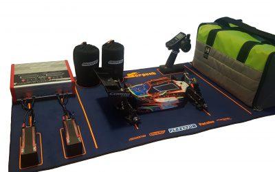 Flexytub presenta sus pit mats personalizados