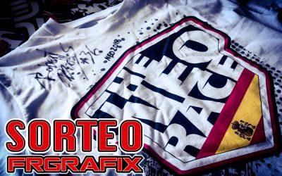 Raul Infante Martinez, ganador de la camiseta Neo 18 firmada por Robert Batlle