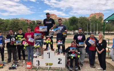 Bryan Baldo se lleva la quinta prueba del Campeonato del Levante 1/8 TT Gas