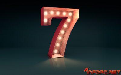 ¡Hoy cumplimos 7 años! Feliz día de infoRC a todos