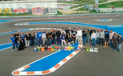 Cronica - Tercera prueba Campeonato de Cataluña 1/8 GT