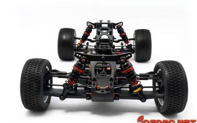 XTR Racing presenta el nuevo HB Racing 1/10 4WD