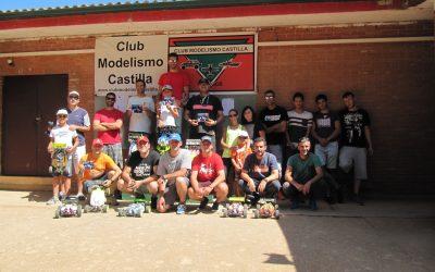 Resultados - Segunda prueba Electric Xperience en Club Modelismo Castilla
