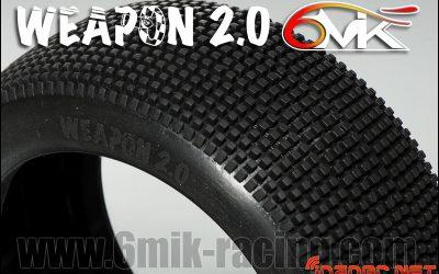 6mik presenta la nueva Weapon 2.0