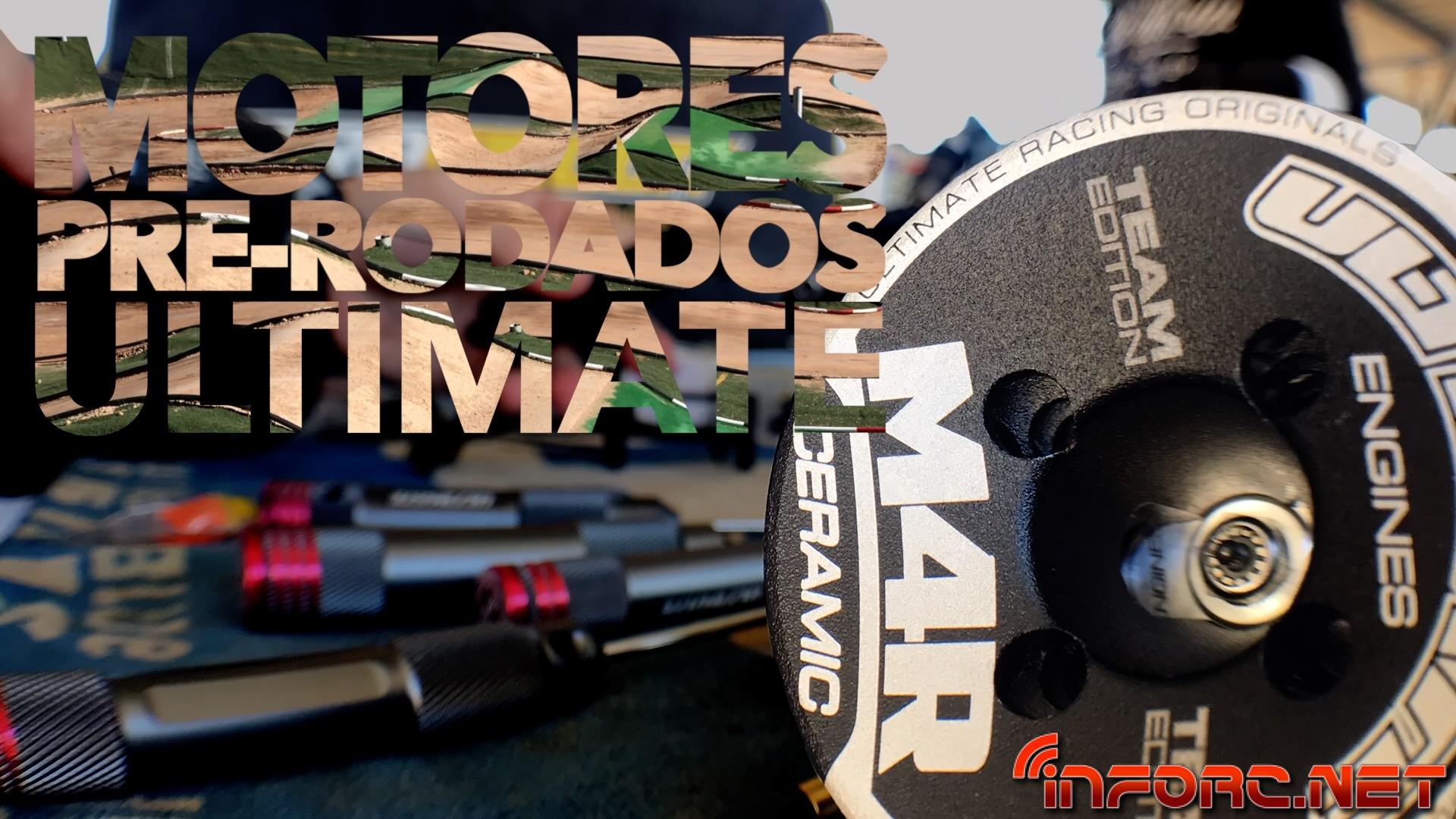 Video - Primer arranque Ultimate M4R pre rodado y entrevista a Marc Ibars
