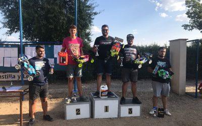 Bryan Baldo pole y victoria en el Warm Up del Campeonato de España 1/8 TT Gas en ATV