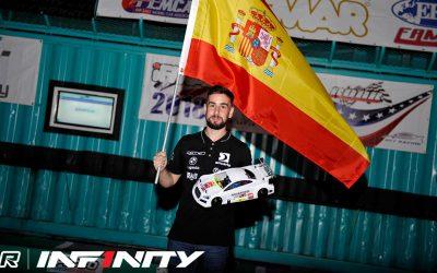 Edu Escandón tercero del mundo en 1/10 Touring Gas. Recopilación de info y entrevistas.