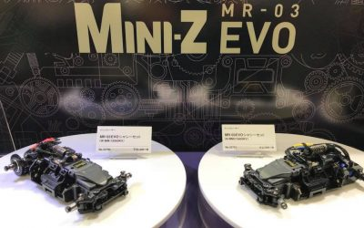 TRP presenta las próximas novedades para Kyosho Mini-Z