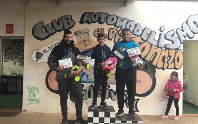 Resultados - Ultima prueba regional de Extremadura