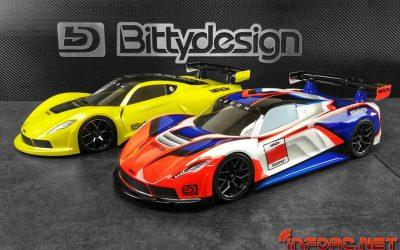 Venom, la nueva carrocería de GT de Bittydesign
