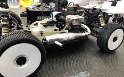 ¿Cómo es por dentro? - El XRay de Ty Tessmann en el Mundial 1/8 TT Gas Australia