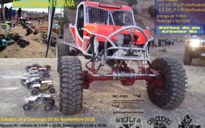 24 y 25 de Noviembre - Quedada y exhibición de 4x4 radiocontrol y escala real