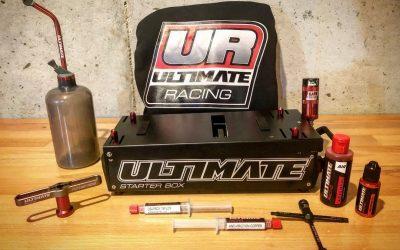 Jared Tebo ficha por Ultimate Racing...¿será solo accesorios o habrá algo más?