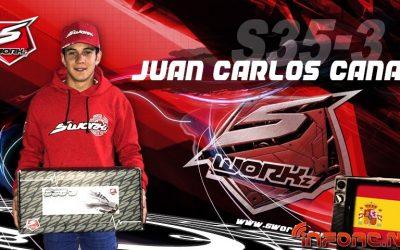 Juan Carlos Canas ficha por SWorkz para 2019 y 2020