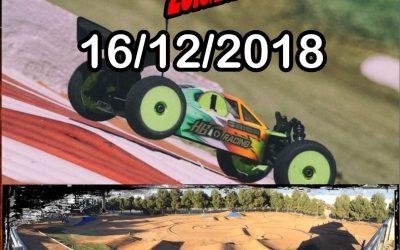 16 de Diciembre - Segunda prueba del Levante 1/8 TT-E en Silla