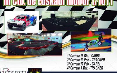 19 de Enero - 2ª Prueba III Cto. de Euskadi Indoor 1/10TT