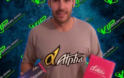 Juanma Vera correrá con motores Alpha Engines